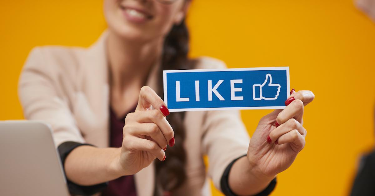 Like in Social Media